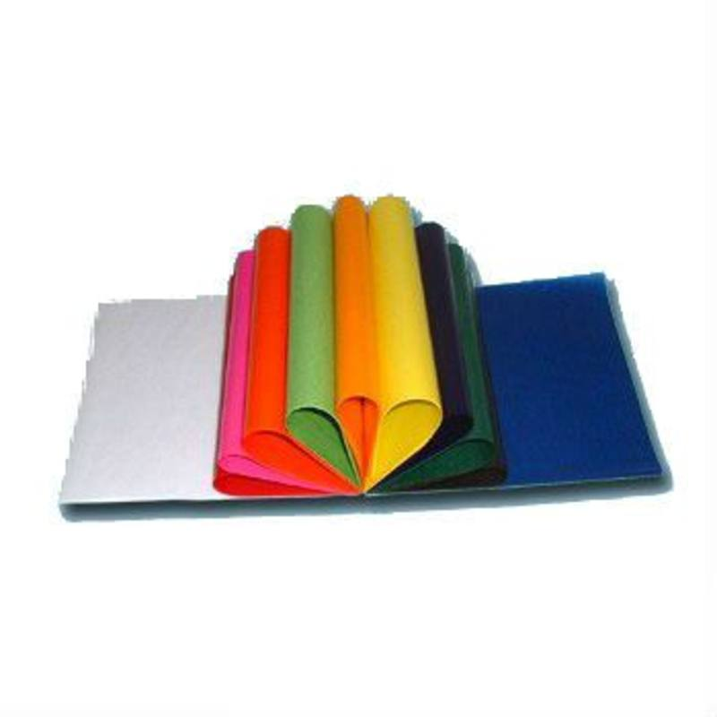 Waxed Kite Paper Assorted Colours 16x16cm 100 sheets