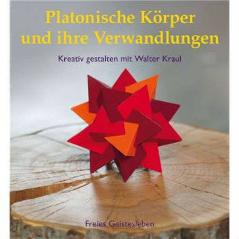 Platonic Solids and Their Transformation - in German  SPECIAL ORDER