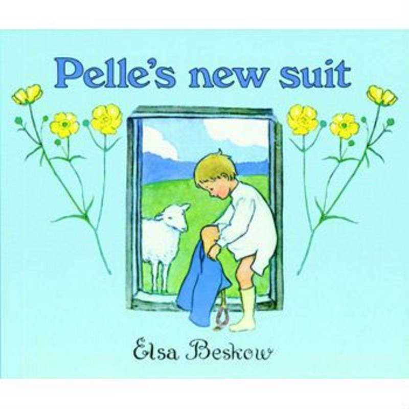 Pelle's new suit - by Elsa Beskow SPECIAL ORDER