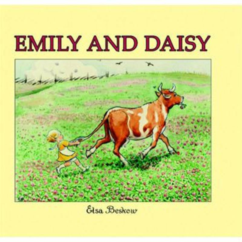Emily and Daisy - by Elsa Beskow SPECIAL ORDER