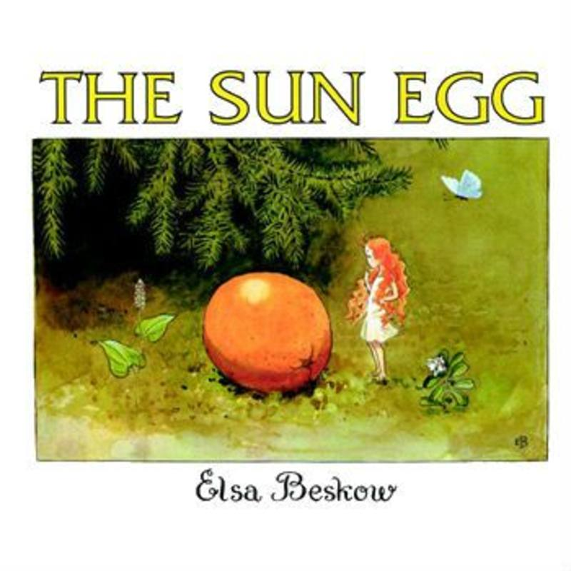 The Sun Egg - by Elsa Beskow  SPECIAL ORDER