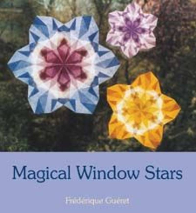 Magical Window Stars - by Frederique Gueret SPECIAL ORDER