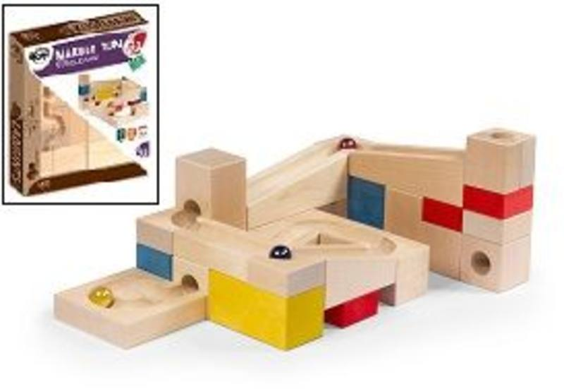 Varis Toys - Marble Run - 33 pcs  SAVE 30%