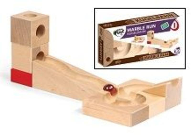 Varis Toys - Marble Run Extra Set I - 10 pcs SAVE 20%