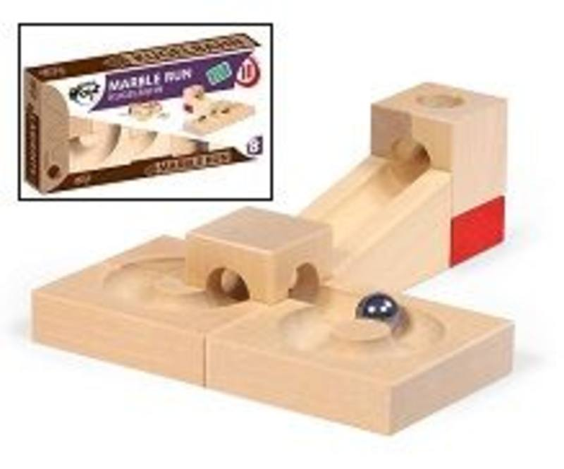 Varis Toys - Marble Run Extra Set II - 8 pcs SAVE 20%