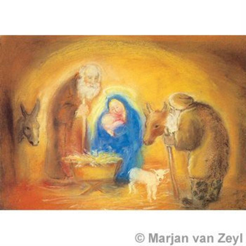 Postcards- Holy Family 5 pk