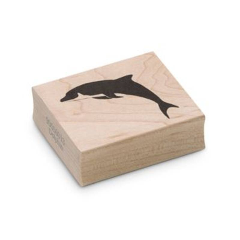 Craft Stamp - Dolphin SPECIAL ORDER