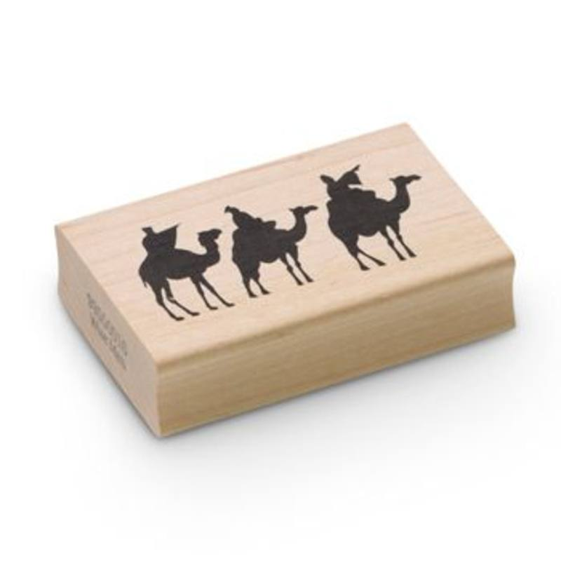 Craft Stamp - Wise Men SPECIAL ORDER