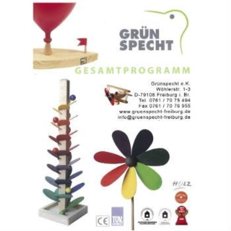 Grunspecht Toy Catalogue