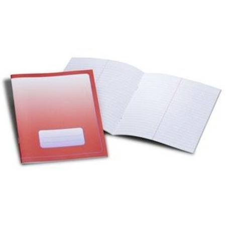 Buy Exercise book small 16x21cm high - words pk of 25 in Australia.