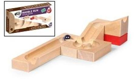 Buy Varis Toys - Marble Run Extra Set III - 11 pcs SAVE 20% in Australia.