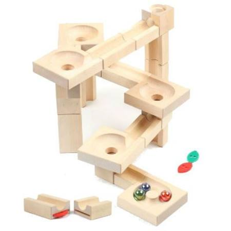 Buy Varis Toys Fix-and-Lock Twister Marble Run SAVE 20% in Australia.