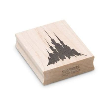 Buy Craft Stamp -  Large Castle SAVE 30% in Australia.