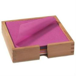 Buy Open Wooden Box 16x6cm  fits Kite Paper + Japanese Silk Tissue Paper - Box only in AU Australia.