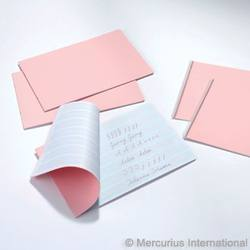 Buy Handwriting Practice Book 24 page 30x21cm wide Pink 969 pk of 10 in AU Australia.
