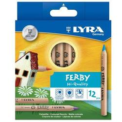 Buy Lyra Ferby (short) Standard 12 assorted colours unlacquered 3611120 in AU Australia.