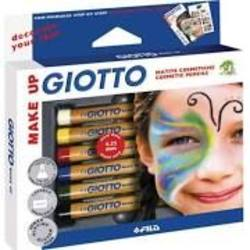 Buy Giotto Skin and Face Paint Pencils Basic 6 colour set in AU Australia.