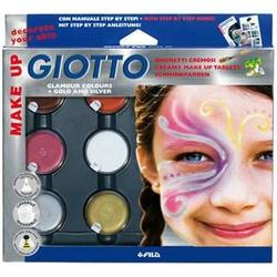 Buy Giotto Creamy Make Up Tablets Glamour 6 colours SPECIAL ORDER in AU Australia.