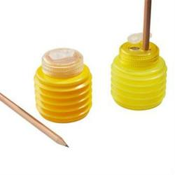 Buy Softie Sharpener Ribbed 2 holes antidust Lefthanded in AU Australia.