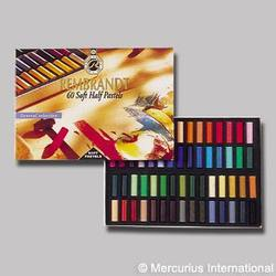 Buy Royal Talens Rembrandt Soft Pastels 60 Small Sticks Assorted SPECIAL ORDER in AU Australia.