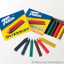 Buy Filia 6 Assorted Oil Crayons SPECIAL ORDER in AU Australia.