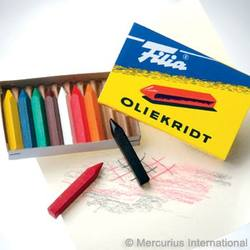 Buy Filia 9 Assorted Oil Crayons SAVE 30% in AU Australia.