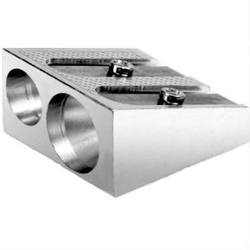 Buy Lyra Twin-hole Metal Pencil Sharpener box of 12 7302210 in AU Australia.