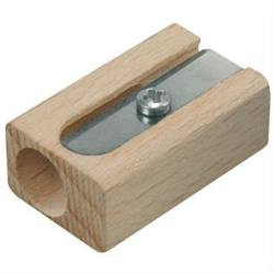 Buy Lyra Single-hole Wooden Pencil Sharpener Box of 24 SAVE 70% in AU Australia.