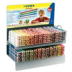 Buy EMPTY Metal Display for Lyra Groove pencils fits 288 pencils 9620701 in AU Australia.
