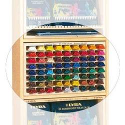 Buy EMPTY Wooden display for Lyra Rembrandt-Polycolour to fit a total of 864 pencils. in AU Australia.