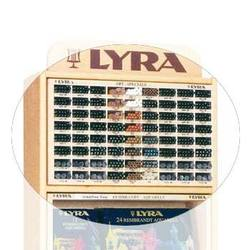 Buy EMPTY Wooden display for Lyra Rembrandt Art Specials - to fit a total of 864 pencils. in AU Australia.