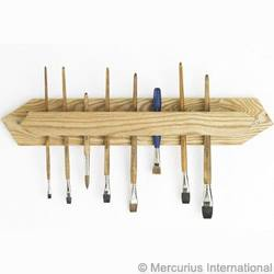 Buy Drying and Storage Rack for Paint Brushes Holds 15-20 brushes SPECIAL ORDER in AU Australia.