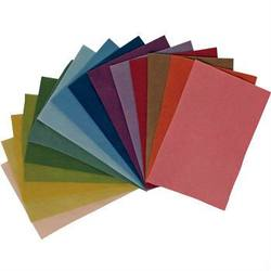 Buy Organic Plant Dyed Wool Felt 20x30cm 15 Sheets Assorted Colour pk SPECIAL ORDER in AU Australia.