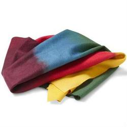 Buy Organic Plant Dyed Wool Felt Rainbow Length 200x45cm in AU Australia.