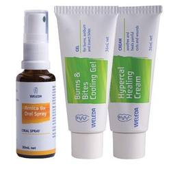 Buy Weleda First Aid Essential Pack in AU Australia.