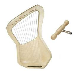Buy Choroi 12 String Childrens Pentatonic or Diatonic Lyre + Tuning Key SPECIAL ORDER in AU Australia.