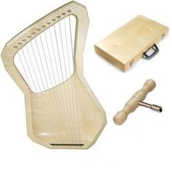 Buy Choroi 12 String Childrens Lyre inc Case + Tuning Key SO SAVE 35% in AU Australia.