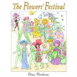 Buy The Flower's Festival - by Elsa Beskow SPECIAL ORDER in AU Australia.