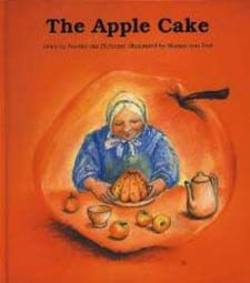Buy The Apple Cake - by Marjan van Zeyl  SPECIAL ORDER in AU Australia.
