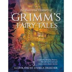 Buy Grimms Fairy Tales - An Illustrated Treasury SPECIAL ORDER in AU Australia.