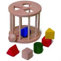 Buy Rolling Shape Sorter 13x13 cm 7 pieces SPECIAL ORDER in AU Australia.