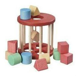 Buy Red Rolling Shape Sorter plant-based dyes SPECIAL ORDER in AU Australia.