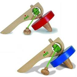Buy Nic Super-Peg Spinning Top Red in AU Australia.