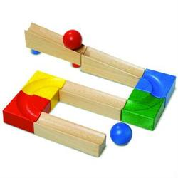 Buy Cubio Wooden Ball Run beginner set 14 pcs SPECIAL ORDER in AU Australia.