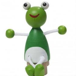 Buy Gluckskafer Frog Figurine for Birthday Rings + Candle Stands SPECIAL ORDER in AU Australia.