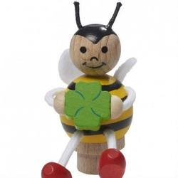 Buy Gluckskafer Bee Figurine for Birthday Rings + Candle Stands SPECIAL ORDER in AU Australia.