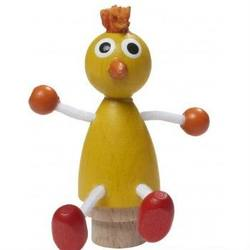 Buy Gluckskafer Chicken Figurine for Birthday Rings + Candle Stands SAVE 45% in AU Australia.