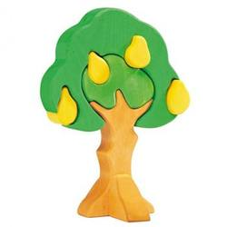 Buy Gluckskafer Wooden Blocks - Pear Tree 7pcs in AU Australia.