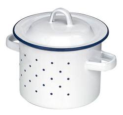 Buy Enamel Pot High 3 sizes in AU Australia.
