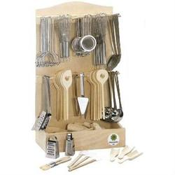 Buy Kitchen Display Shelf complete w 220 Kitchen Utensils SPECIAL ORDER in AU Australia.
